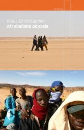 Afrykańska odyseja - Klaus Brinkbäumer | mała okładka