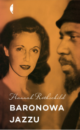 Baronowa jazzu - Hannah Rothschild | mała okładka