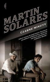 Czarne minuty - Martín Solares   mała okładka