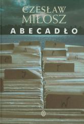Abecadło - Czesław Miłosz | mała okładka