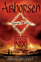 Abhorsen - Garth Nix | mała okładka