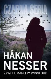 Żywi i umarli w Winsford - Hakan Nesser | mała okładka