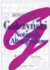 Notatnik z Altengrabow - Gałczyński Konstanty Ildefons | mała okładka