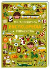 Moja pierwsza encyklopedia obrazkowa - Jan Kallwejt | mała okładka