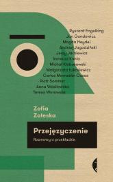 Przejęzyczenie. Rozmowy o przekładzie - Zofia Zaleska | mała okładka