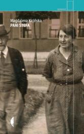 Pani Stefa - Magdalena Kicińska | mała okładka