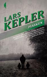 Piaskun - Lars Kepler | mała okładka