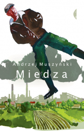 Miedza - Andrzej Muszyński | mała okładka