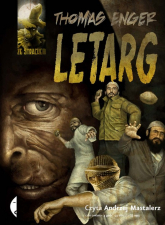 Letarg - Thomas Enger | mała okładka