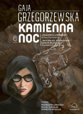 Kamienna noc - Gaja Grzegorzewska | mała okładka