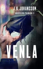 Venla - J.K. Johansson | mała okładka