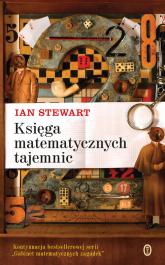 Księga matematycznych tajemnic - Ian Stewart | mała okładka