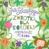 Zwrotki dla Dorotki. Arcyksiążę fiołków - Jan Sztaudynger | mała okładka