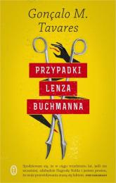 Przypadki Lenza Buchmanna - Tavares Gonçalo M.   mała okładka