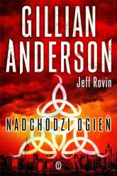 Nadchodzi ogień - Anderson Gilian, Rovin Jeff | mała okładka