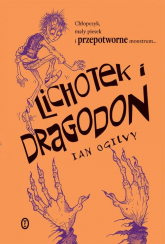 Lichotek i Dragodon - Ian Ogilvy | mała okładka