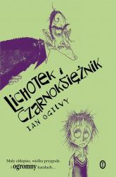 Lichotek i czarnoKsiężnik - Ian Ogilvy | mała okładka