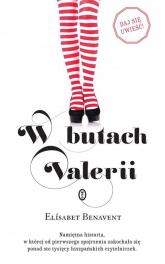 W butach Valerii - Elisabet Benavent | mała okładka