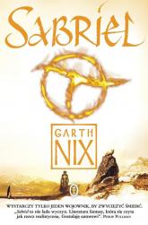Sabriel - Garth Nix | mała okładka
