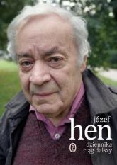 Dziennika ciąg dalszy - Józef Hen | mała okładka