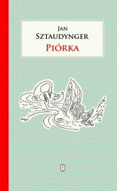 Piórka - Jan Sztaudynger | mała okładka