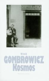 Kosmos - Witold Gombrowicz | mała okładka
