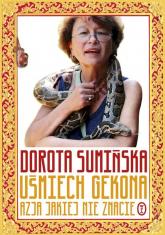 Uśmiech gekona - Dorota Sumińska | mała okładka