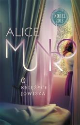Księżyce Jowisza - Alice Munro   mała okładka