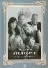 Stuhrowie Historie rodzinne - Jerzy Stuhr | mała okładka