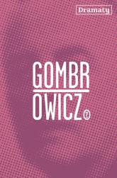 Dramaty - Witold Gombrowicz | mała okładka