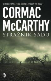Strażnik sadu - Cormac McCarthy | mała okładka