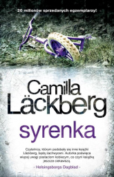 Syrenka - Camilla Lackberg | mała okładka