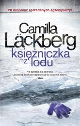 Księżniczka z lodu. Tom 1 - Camilla Lackberg | mała okładka
