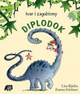 Ivar i zagubiony diplodok - Lisa Bjarbo | mała okładka