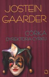 Córka dyrektora cyrku - Jostein Gaarder | mała okładka