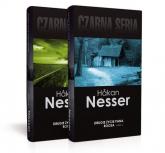 Drugie życie pana Roosa. Część 1 i 2. Pakiet - Hakan Nesser | mała okładka