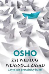 Żyj według własnych zasad - Osho | mała okładka
