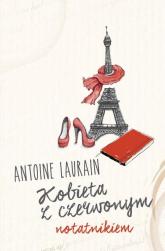Kobieta z czerwonym notatnikiem - Antoine Laurain | mała okładka