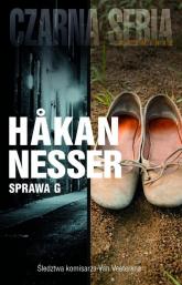 Sprawa G - Hakan Nesser | mała okładka
