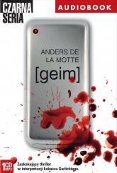 Geim. Audiobook - Anders Motte | mała okładka