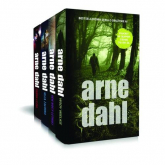 Pakiet Arne Dahl - Arne Dahl | mała okładka