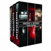 Trylogia Szpiegowska. Pakiet - Severski Vincent V. | mała okładka