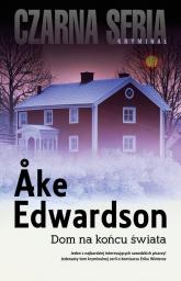 Dom na końcu świata - Ake Edwardson | mała okładka