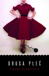 Druga płeć - Simone Beauvoir | mała okładka
