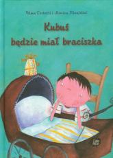 Kubuś będzie miał braciszka - Costetti Vilma, Rinaldini Monica | mała okładka