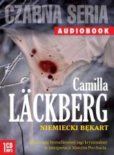 Niemiecki bękart - Camilla Lackberg | mała okładka
