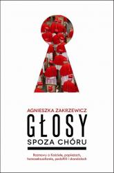Głosy spoza chóru - Agnieszka Zakrzewicz | mała okładka