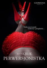 Perwersjonistka - Julia Kruk | mała okładka