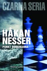 Punkt Borkmanna - Hakan Nesser | mała okładka