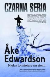 Niebo to miejsce na ziemi - Ake Edwardson | mała okładka